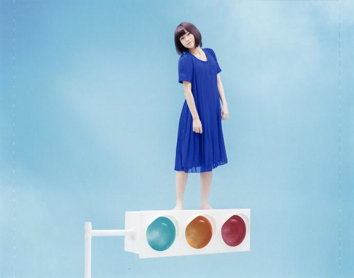 水濑祈 5th音乐专辑「Ready Steady Go!」在线试听
