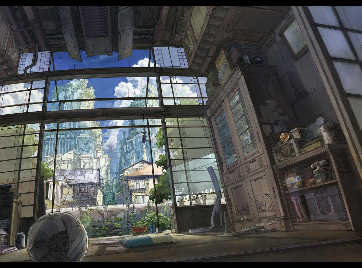 风景壁纸,电脑壁纸,,场景,二次元,风景