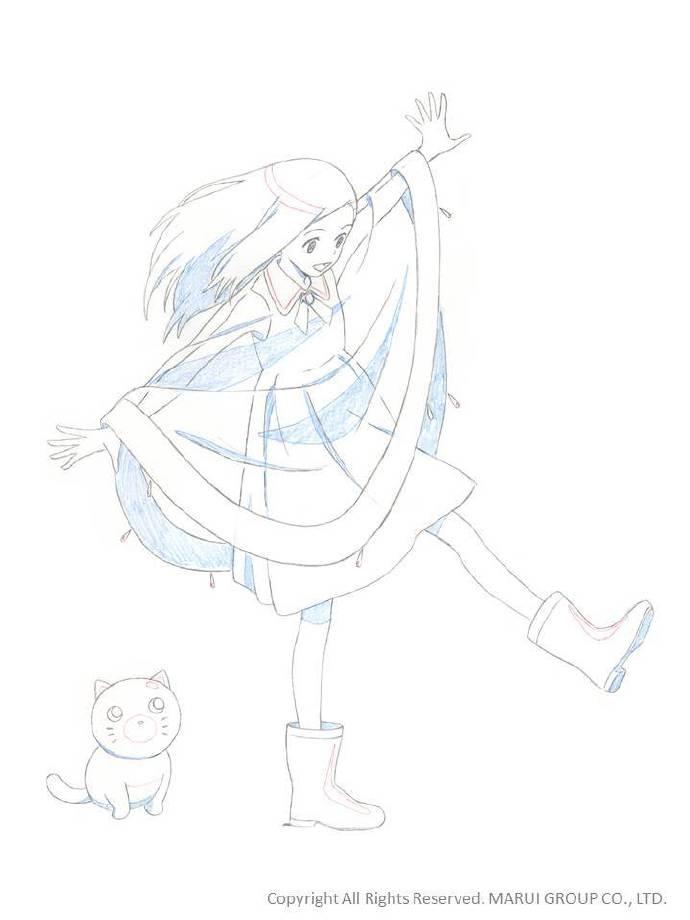 未来的未来,Moom,声之形,莉兹与青鸟,宝石之国