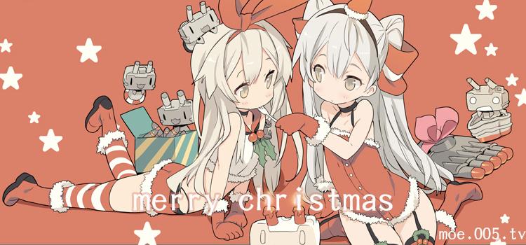 圣诞动漫推荐,圣诞二次元,圣诞日在校园