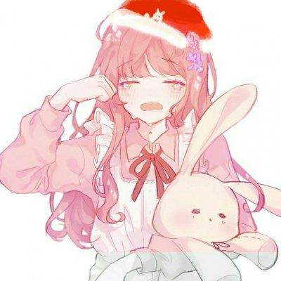 动漫头像女生,圣诞节,圣诞快乐,女生动漫头像