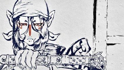 妖怪,药郎,怪化猫,华丽,电脑壁纸,二次元,动漫