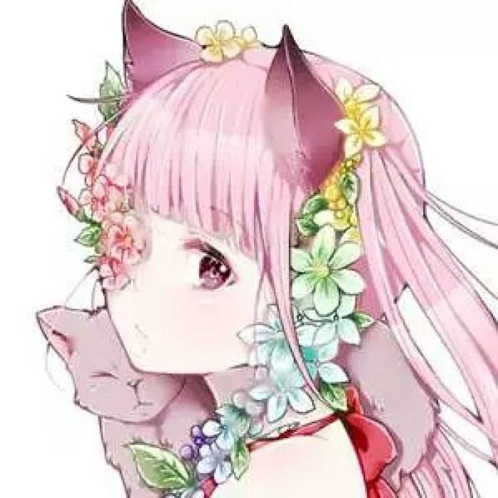猫,喵,女生头像,二次元女生头像,动漫女生头像,猫耳娘