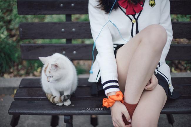 宝多六花,cos,cosplay,六花cos,美女