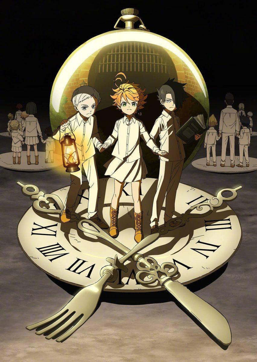 约定的梦幻岛,约定的梦幻岛第二季,约定的梦幻岛12话