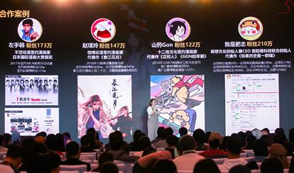 微博动漫市场及垂直运营部负责人王微微