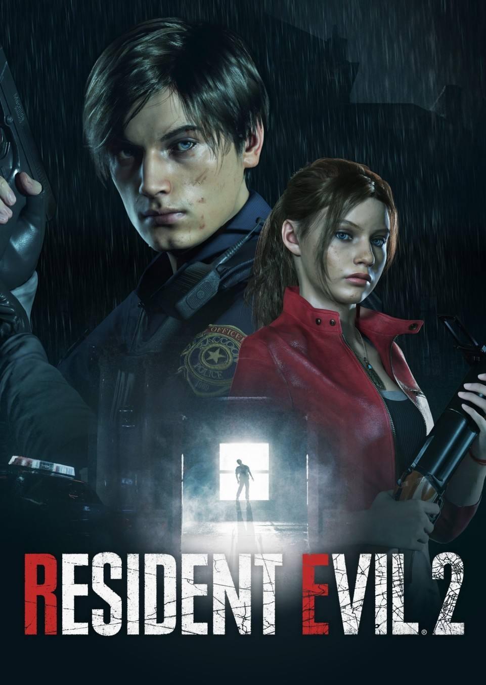 游戏《生化危机2 重制版》1月25日登陆PS4/XB1/PC平台,支持中文