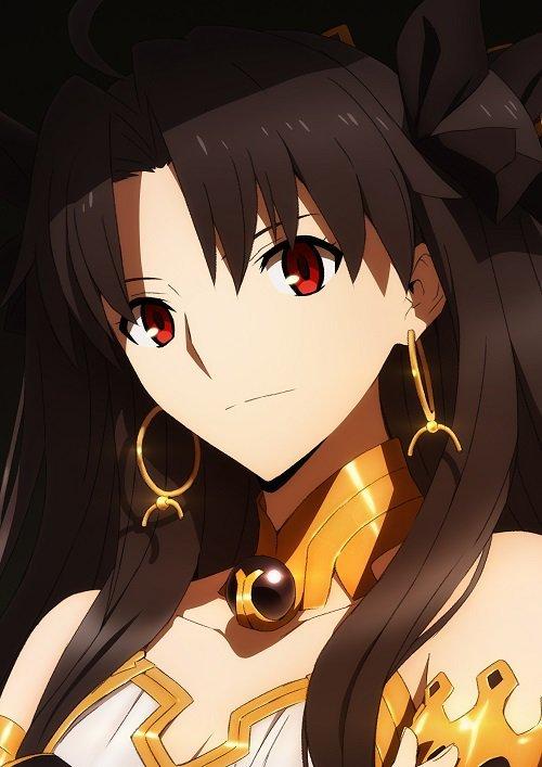 动画《Fate/Grand Order -绝对魔兽战线巴比伦尼亚-》更新视觉图&人设图