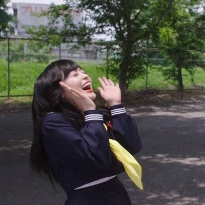 我是大哥大情侣头像,我是大哥大头像,早川京子头像,