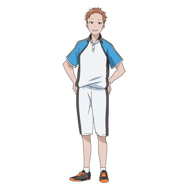 星合之空,网球动画,网球动漫