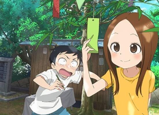 狗粮满载,动画《擅长捉弄的高木同学2》官方NCOP公开