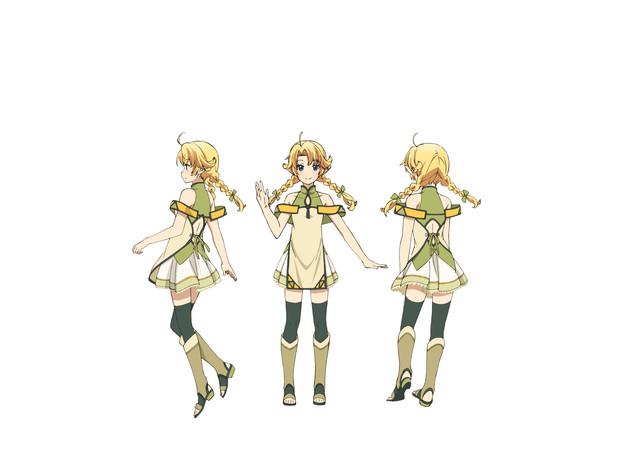 在世界尽头咏唱恋曲的少女YU-NO,YU-NO动画