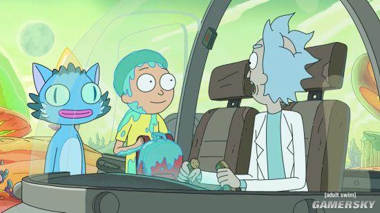 《瑞克和莫蒂》第四季预告公布 定档11月10日播出