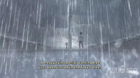 《天气之子》美版预告:新画面曝光 1月北美上映