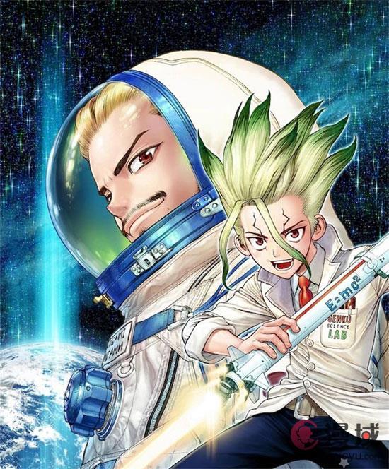 漫画《Dr.Stone 新石纪》将推出番外篇 新的科幻旅程即将开启