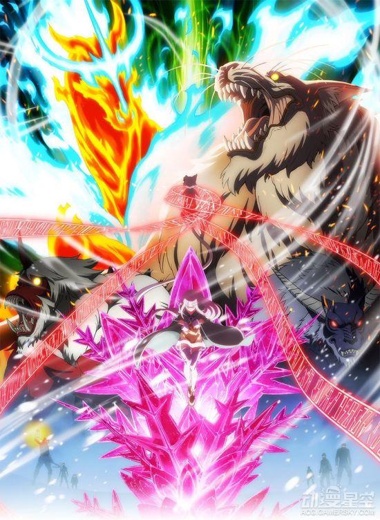 《从零开始的异世界生活》OVA剧场动画全新PV 冰与火的战斗