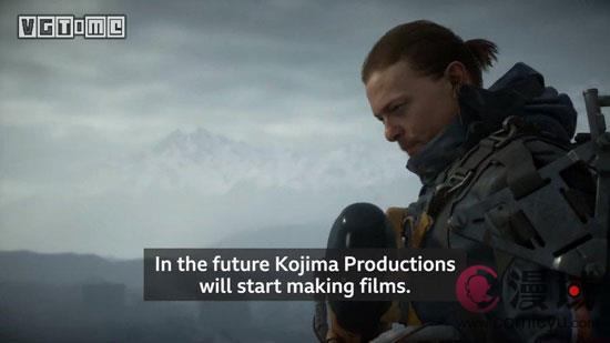 小岛秀夫未来将拍电影,流媒体会是未来吗?
