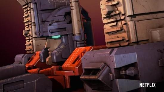 《变形金刚:塞伯坦之战》动画预告