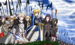 【分析】圆桌骑士那三把圣剑的对比