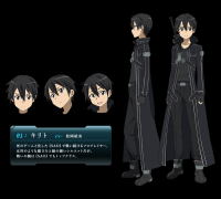 桐谷和人 きりがやかずと kirigaya kazuto