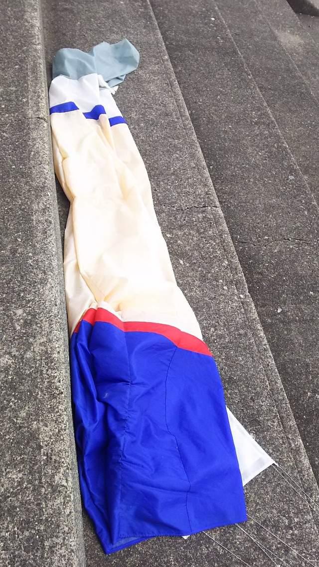 下身风筝,静冈沼津市,抖腿风筝